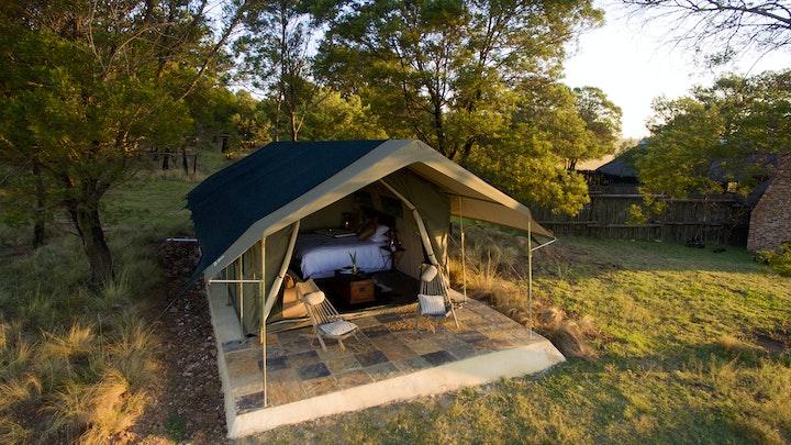 by Sibani Luxury Tents | LekkeSlaap