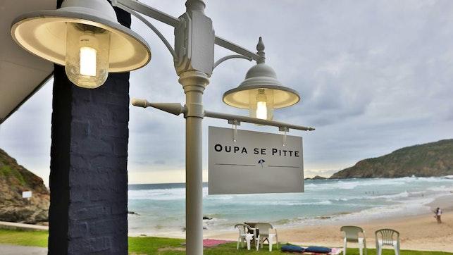 by Oupa se Pitte | LekkeSlaap