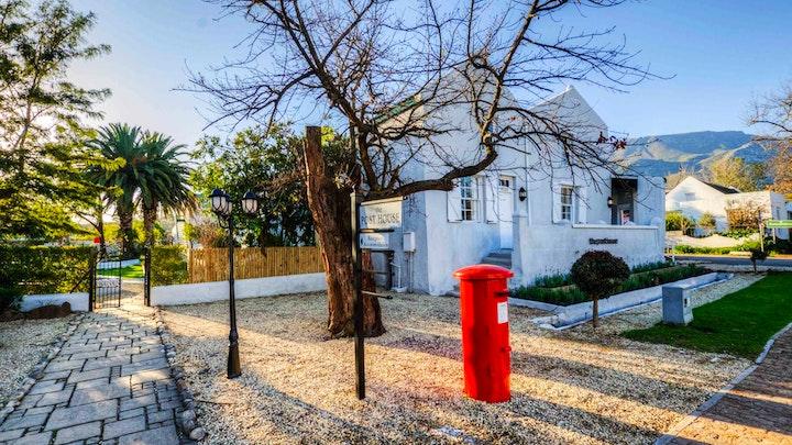 Greyton Akkommodasie by The Post House Hotel | LekkeSlaap