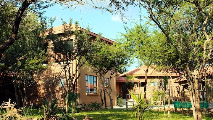 by Kruger Afrique Lodge | LekkeSlaap