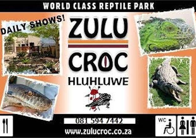 Zulu Croc provided