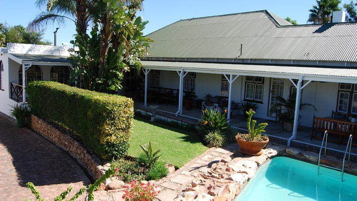 Oudtshoorn Accommodation at Best Little Guest House | TravelGround