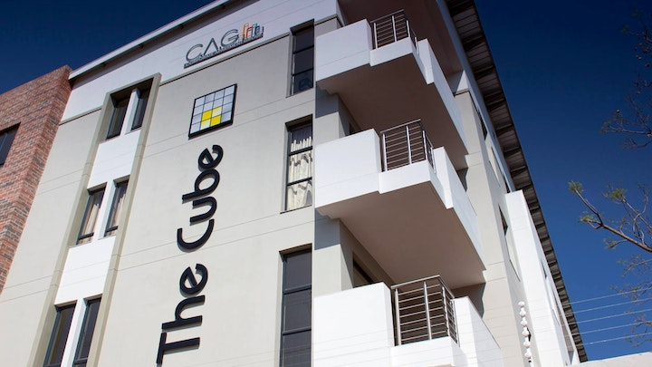 Sandton Accommodation at C.A.G The Cube | TravelGround