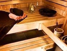 Sauna Earth Spa at Tzaneen Country Lodge