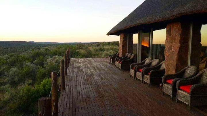 Kalahari Accommodation at Sisibala Game Farm | TravelGround