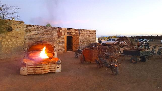 at Tankwa Tented Camp | TravelGround