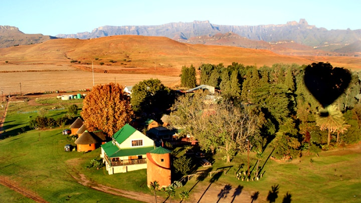Northern Drakensberg Accommodation at Tower of Pizza | TravelGround
