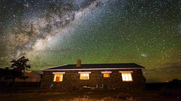 Klein Roggeveld Accommodation at Brinksfontein Guest House | TravelGround