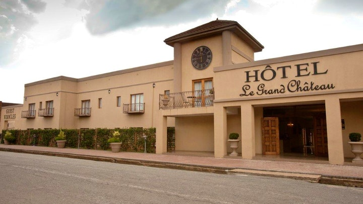 Parys Accommodation at Le Grand Chateau | TravelGround