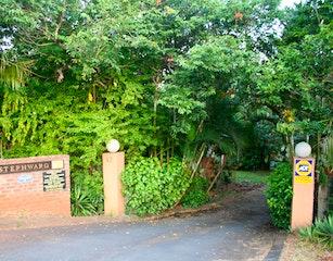 Enterance to Stephward Estate