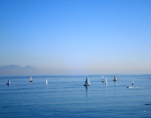A wonderful seaview