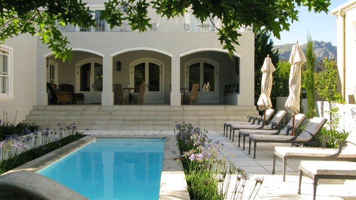 Franschhoek Accommodation at Maison d'Ail | TravelGround