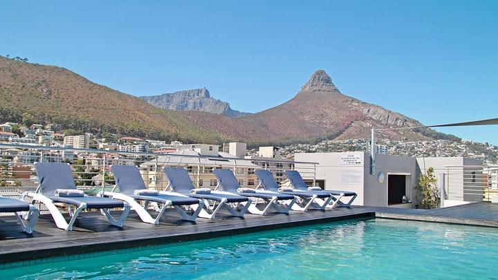 Sea Point Accommodation at The Hyde | TravelGround