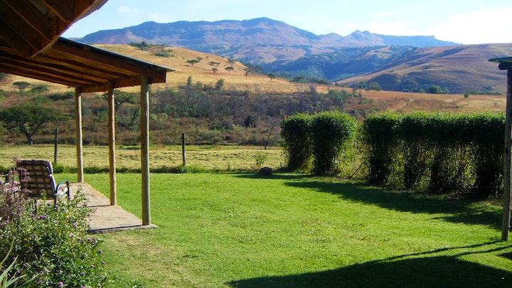 Van Reenens Pass  Akkommodasie by Wyford Farm | LekkeSlaap