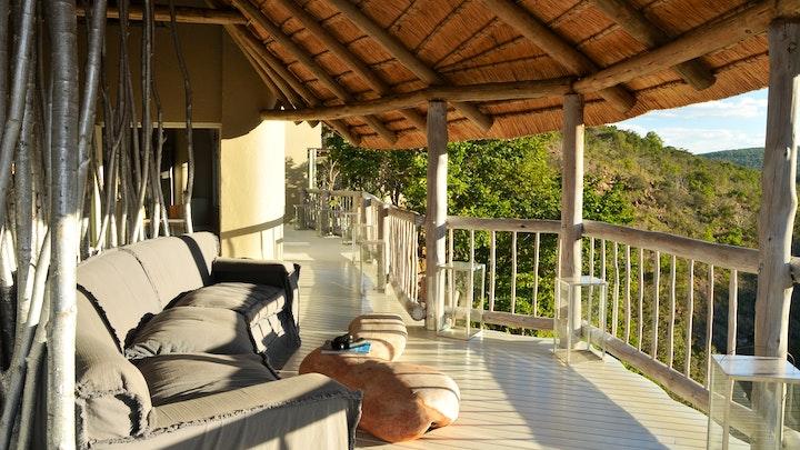 Welgevonden  Akkommodasie by Clifftop Exclusive Safari Hideaway   LekkeSlaap