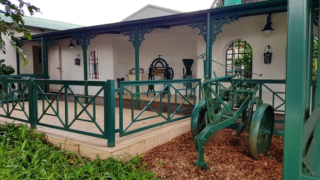 at Sherwood's Country House   TravelGround
