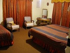 Main bedroom Unit 4