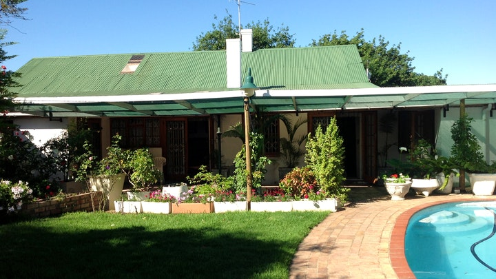 by Acorn Cottage Bed and Breakfast | LekkeSlaap