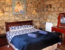 Cottage Main Bedroom