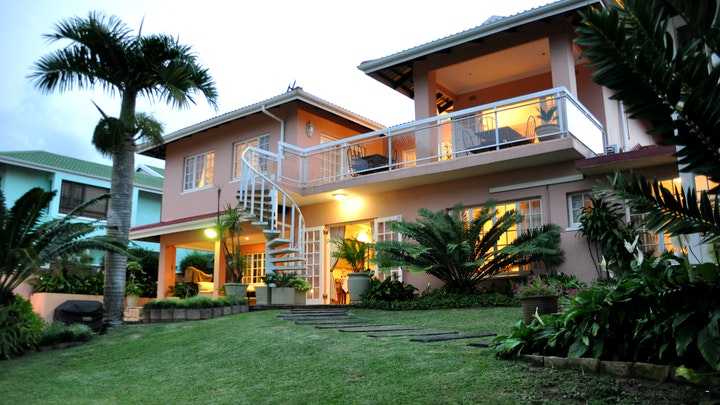 Umhlanga Accommodation at Kingston House B&B | TravelGround