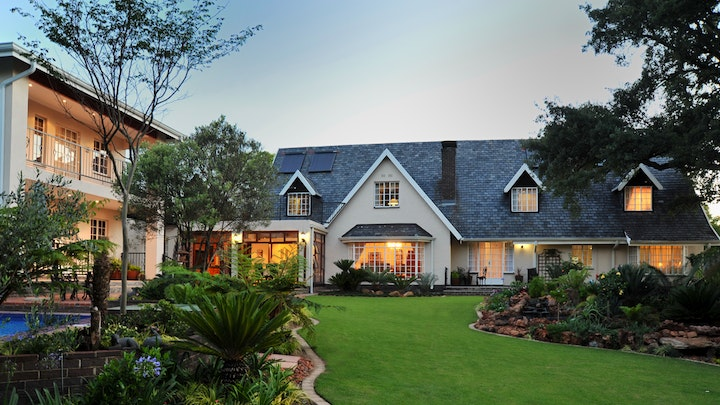 Sandton Accommodation at Gallo Manor Lodge | TravelGround