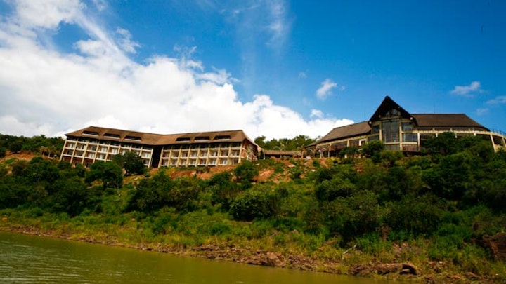 Pongolapoort Dam Accommodation at Jozini Tiger Lodge | TravelGround