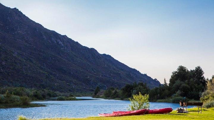 Citrusdal Akkommodasie by Grootfontein Camping Villages | LekkeSlaap