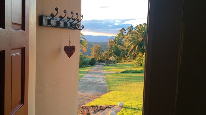 Hazyview Accommodation at Berg Cottage | TravelGround