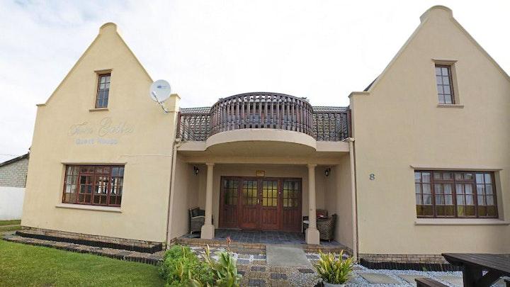 Kaapstad Akkommodasie by Twin Gables Guest House   LekkeSlaap