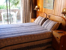 Blue Whale bed & deck