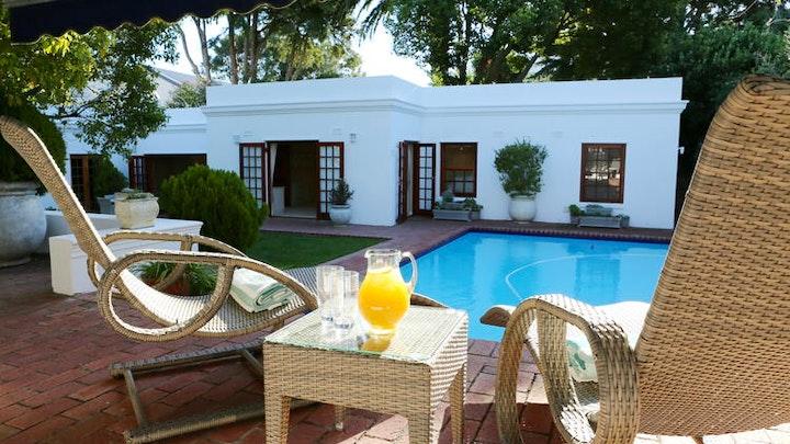 at Constantia Garden Suites   TravelGround