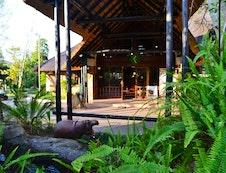 Kruger Park Lodge Main Reception