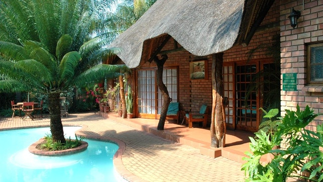 at Trees Too Guest Lodge | TravelGround