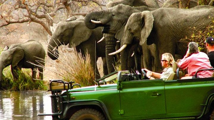 Hoedspruit Accommodation at Mohlabetsi Safari Lodge   TravelGround