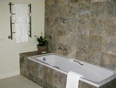 Bath in luxury room