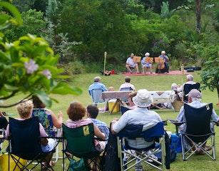 Concert in Eyles Park