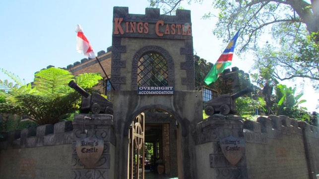at King's Castle | TravelGround