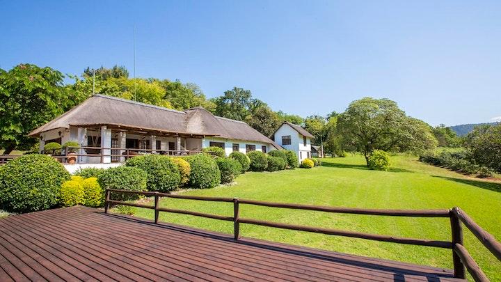 Panorama-roete Akkommodasie by Killarney Farm House | LekkeSlaap