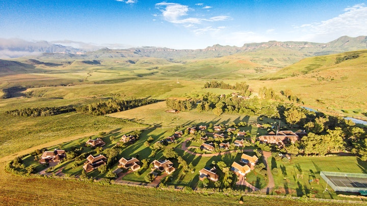 Northern Drakensberg Accommodation at Montusi Self-Catering Cottages | TravelGround