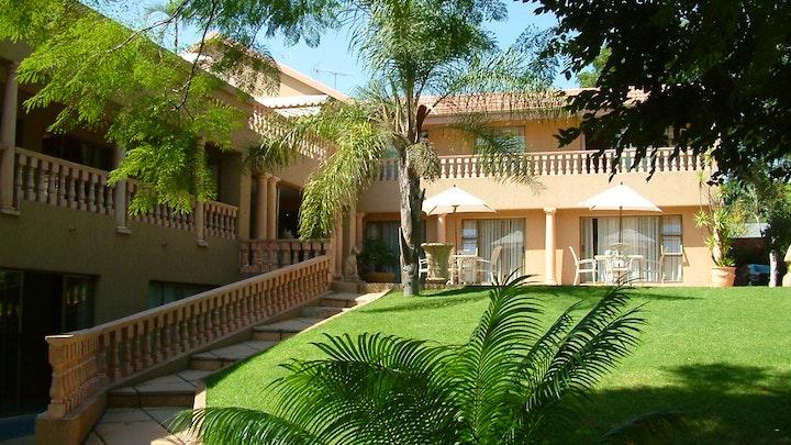Bryanston Accommodation at House of Pharaohs Boutique Hotel | TravelGround