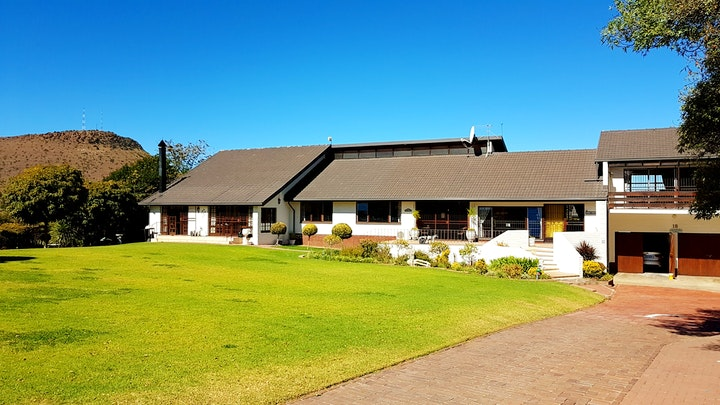 Burgersdorp Accommodation at The Hut Guesthouse   TravelGround