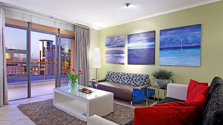 Cape Town CBD Accommodation at Afribode Icon 1110 | TravelGround