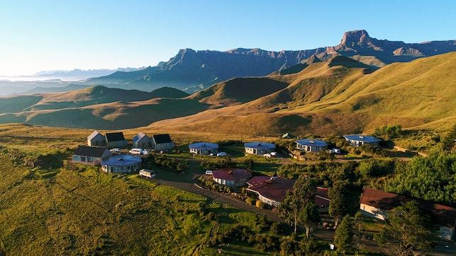 by Witsieshoek Mountain Lodge   LekkeSlaap