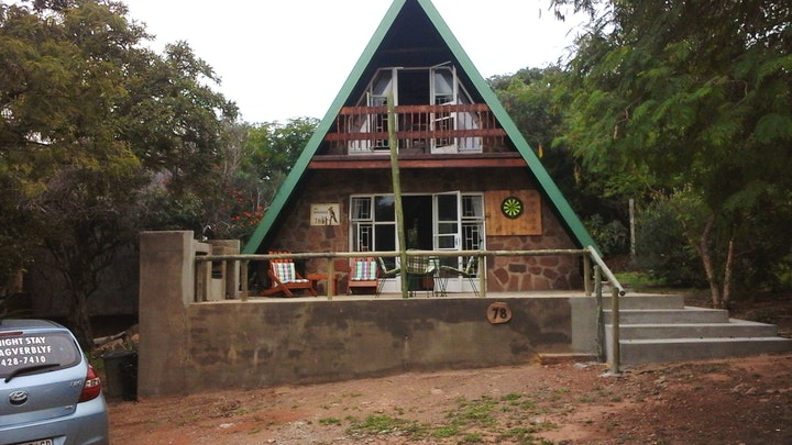 Bojanala Accommodation at Die Boshuisie at Utopia Nature Resort | TravelGround