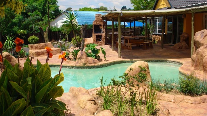 Fourways Accommodation at Flintstones Guesthouse Fourways | TravelGround