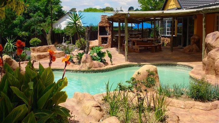 at Flintstones Guesthouse Fourways | TravelGround