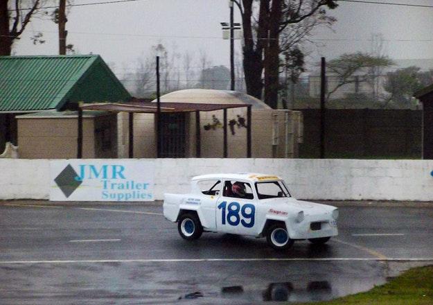 Racing at Richards Bay Hotrod Club