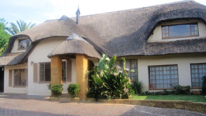 Kempton Park Accommodation at All Over Africa Gastehuis | TravelGround
