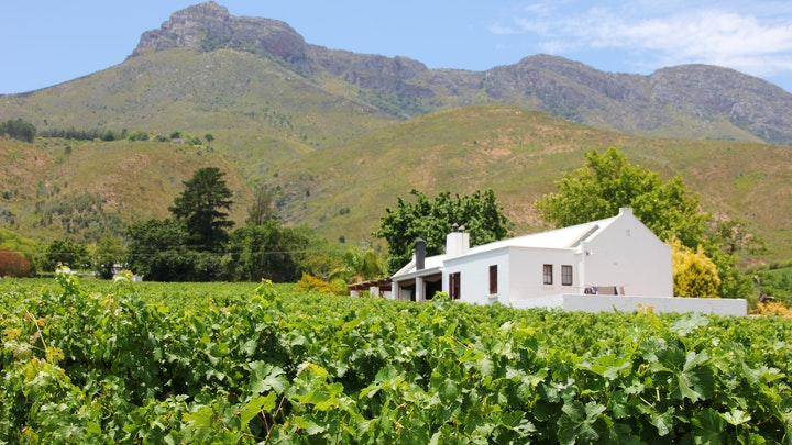 Stellenbosch Accommodation at De Kleine Hoop Guest House | TravelGround
