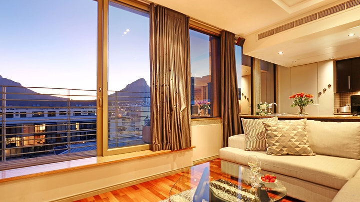 Cape Town CBD Accommodation at Afribode Cartwright's 1203 | TravelGround